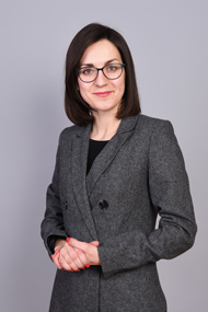 A photograph of Ewelina Marć